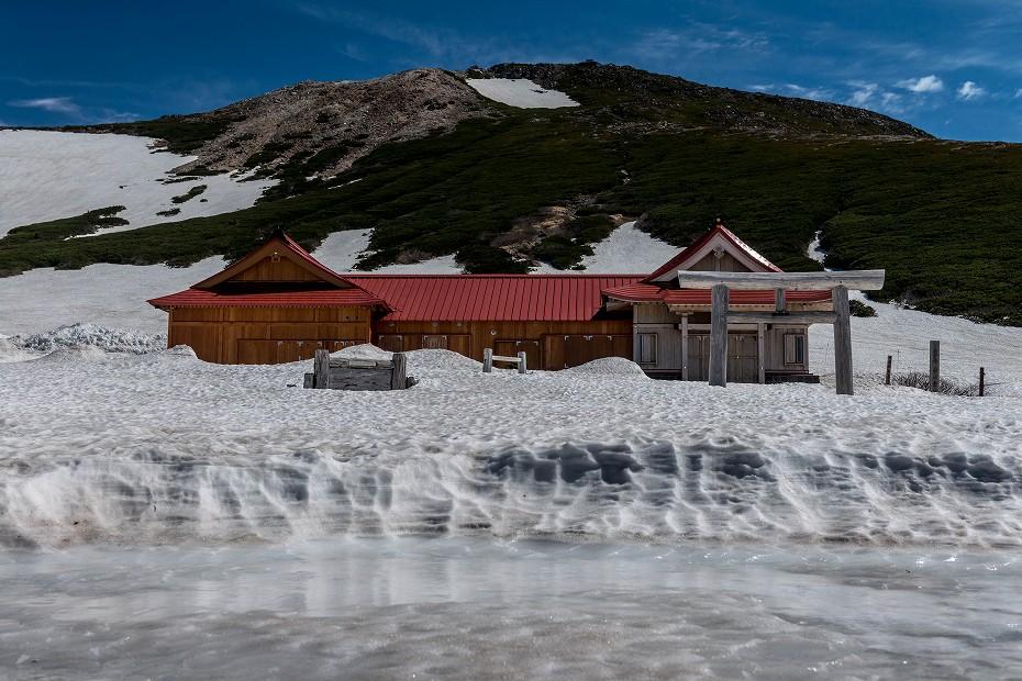 2017.06.09残雪の白山へ14