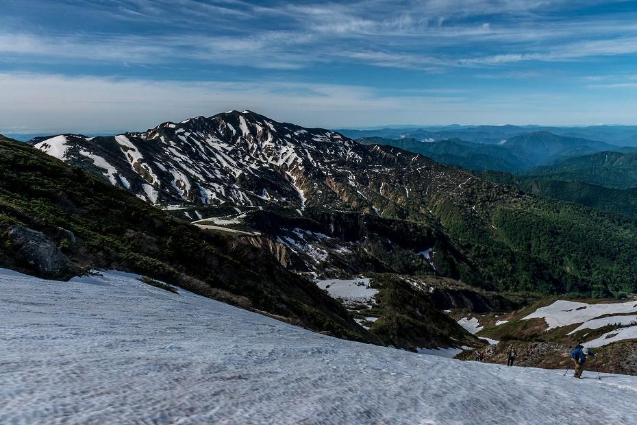 2017.06.09残雪の白山へ7