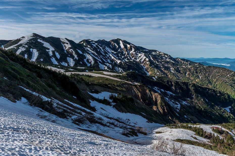 2017.06.09残雪の白山へ3