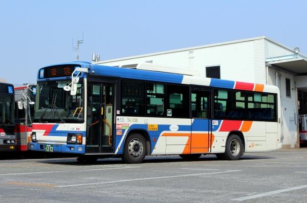 川崎200か1272 TA1136