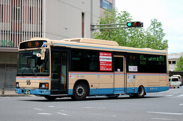 神戸200か4848 1065