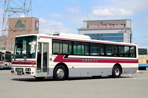 大阪200か1970 725
