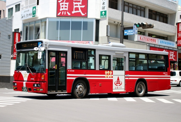 長野200か1451 N-031