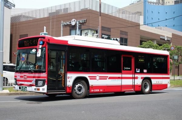 京都200か3320 N3306