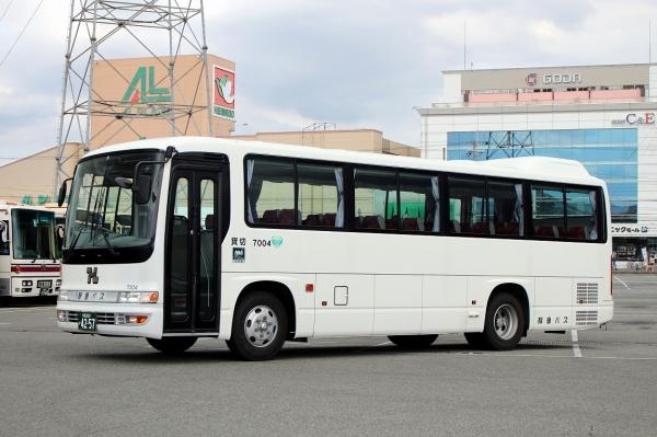 大阪200か4257 7004