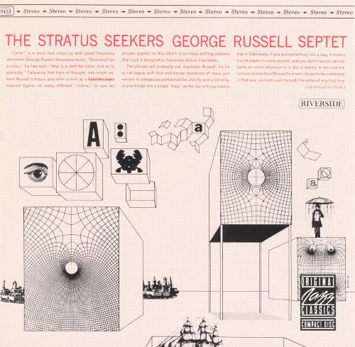 George Russell THE STRATUS SEEKERS