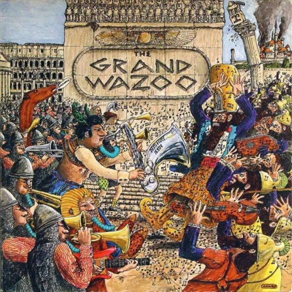 Frank Zappa The Grand Wazoo