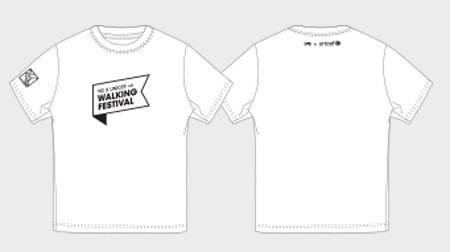 YG x ユニセフウォーキングフェスティバル Tシャツ