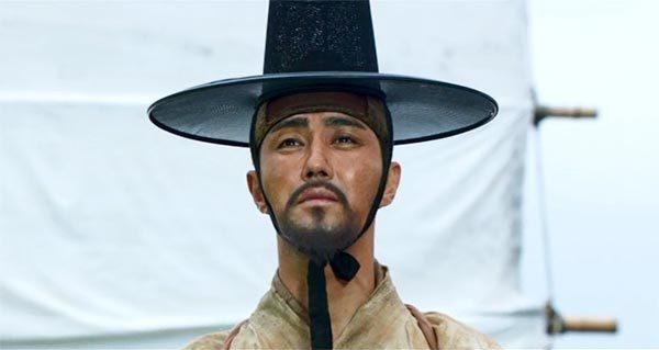 チャスンウォン 古山子(コサンジャ) 王朝に背いた男