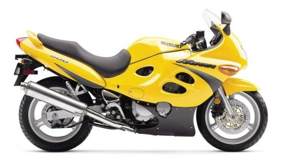 Suzuki GSX600F 01 1