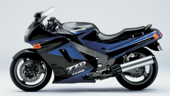 Kawasaki ZZ-R1100 90