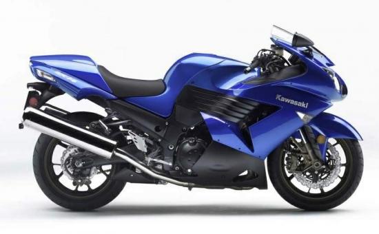 Kawasaki ZZR1400 06 6
