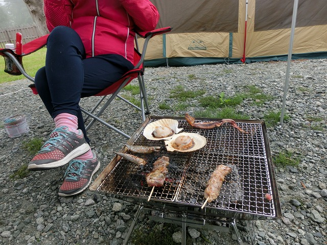 斑尾高原キャンプ場と子猫ちゃん 008