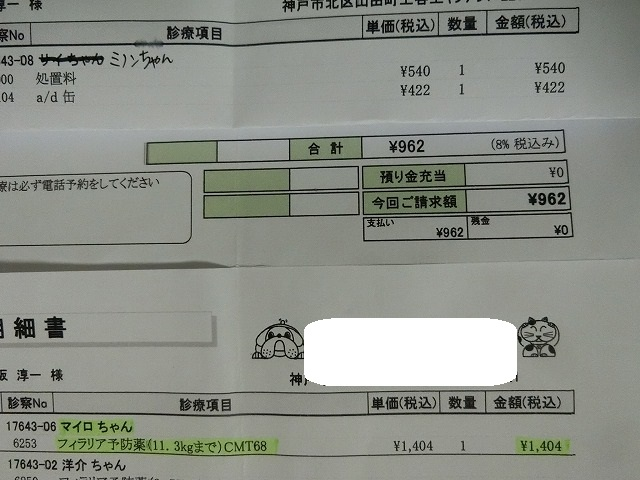 6月の収支報告 008