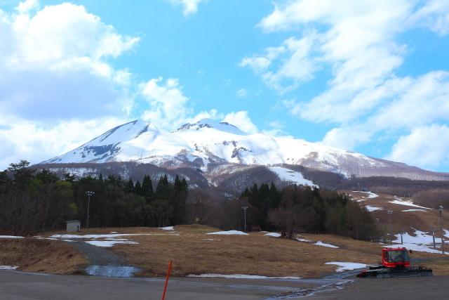 百沢スキー場4