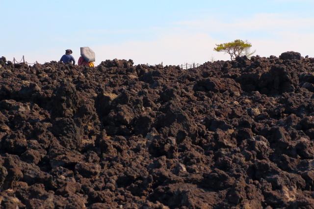 焼き走り溶岩2