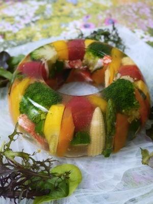 野菜のテリーヌ1