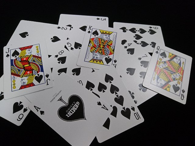 GEMINI CASINO Playing Cards (6)