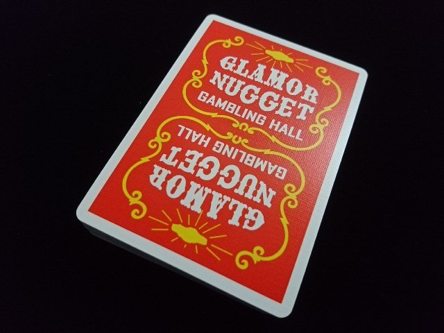 Glamor Nugget Limited Edition Playing Cards (6)