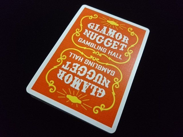 Glamor Nugget Limited Edition Playing Cards (7)