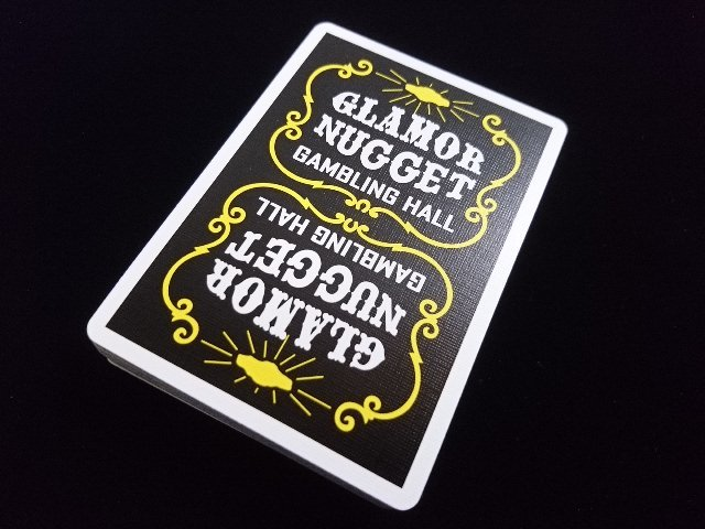 Glamor Nugget Limited Edition Playing Cards (8)
