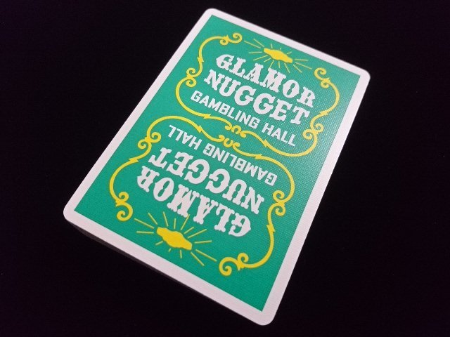 Glamor Nugget Limited Edition Playing Cards (9)
