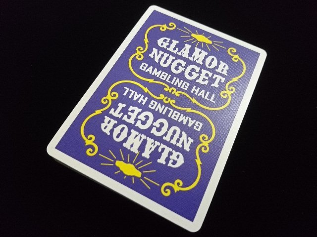 Glamor Nugget Limited Edition Playing Cards (12)