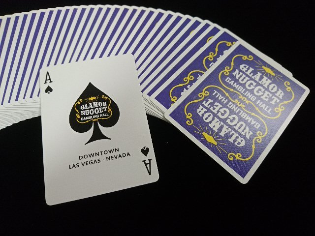 Glamor Nugget Limited Edition Playing Cards (13)