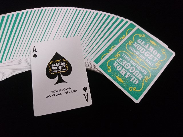 Glamor Nugget Limited Edition Playing Cards (16)