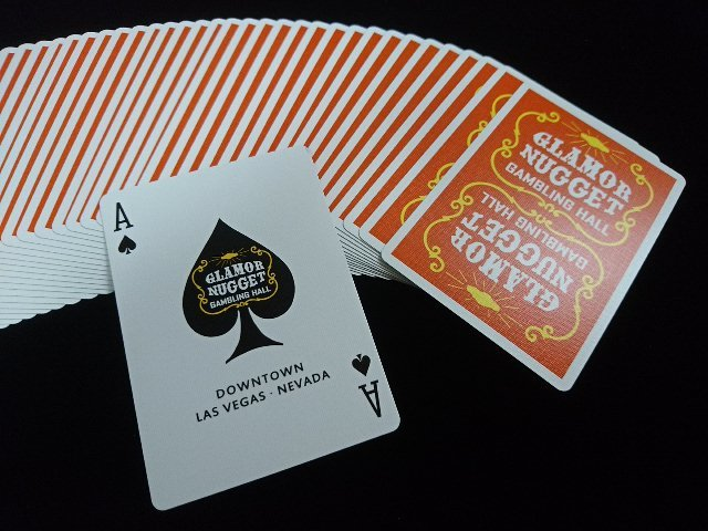 Glamor Nugget Limited Edition Playing Cards (18)