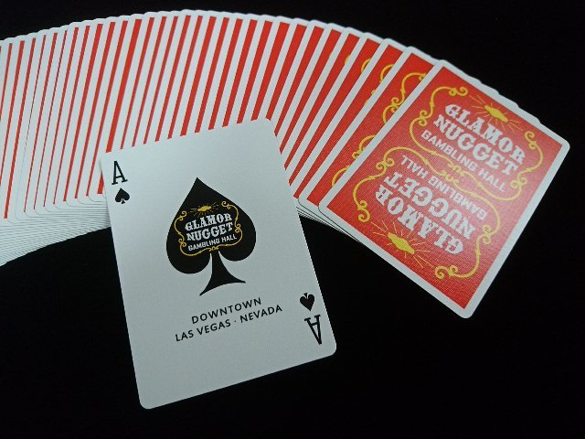 Glamor Nugget Limited Edition Playing Cards (19)