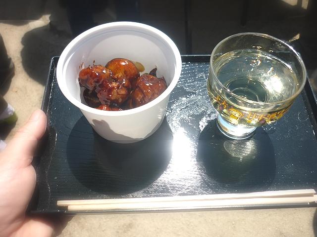上方日本酒ワールド2017 華音&杉錦