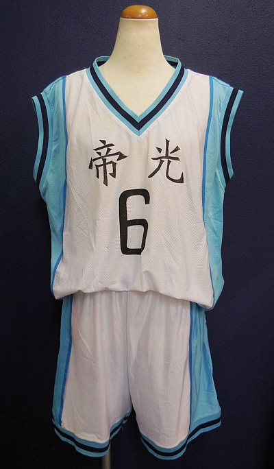 黒バス帝光ユニ青峰1