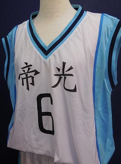 黒バス帝光ユニ青峰2