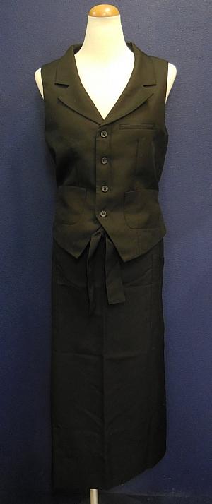 ギャルソン服1