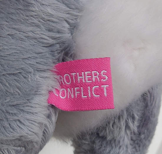 BROTHERS CONFLICTジュリのモフモフぬいぐるみ (7)