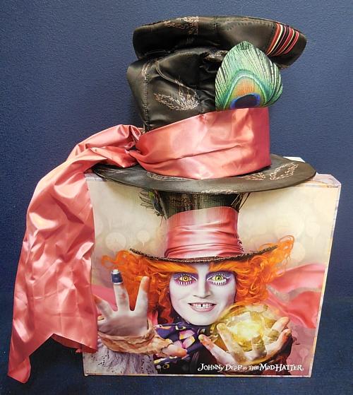 アリスマッドハッターの帽子2