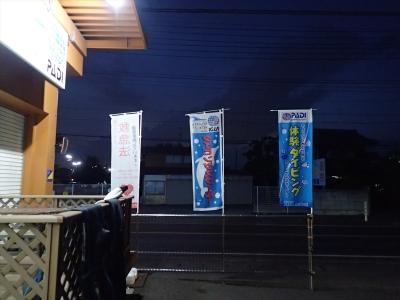 白井市ダイビング (1)