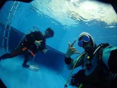白井ダイビングスクール