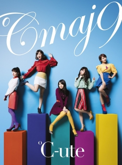9thアルバム「℃maj9」初回Aジャケ写大