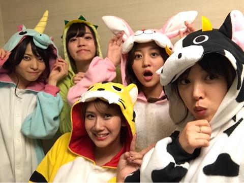 ℃-ute結成12周年おめでとう!