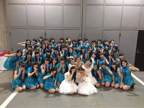 ℃-uteと後輩たち