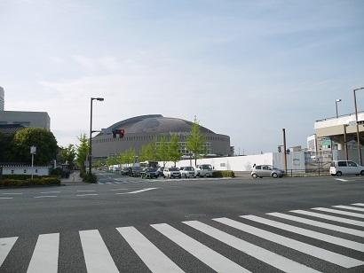 ヤフオクドーム