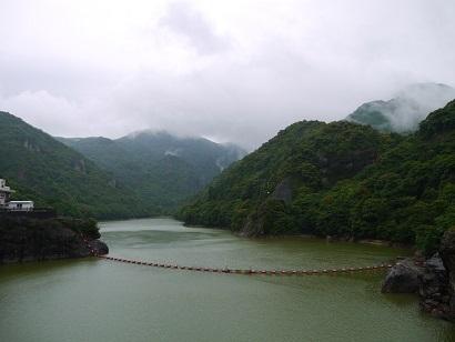竜門ダム(2)