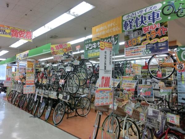3階自転車