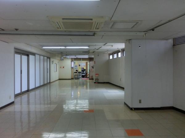 8階理容院