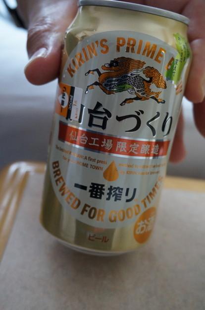 仙台限定ビール