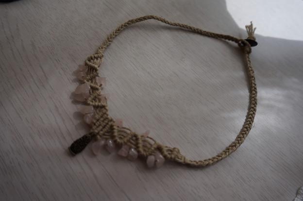 マトリョーシカのネックレス