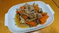鶏と根菜の煮物 20170530