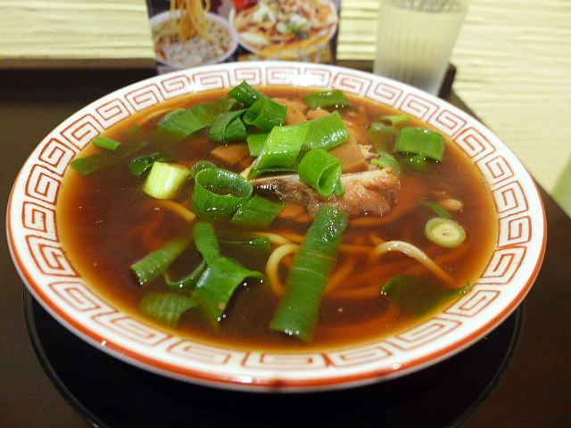 麺屋 7.5Hz 超本店@01中華そば 並盛 1